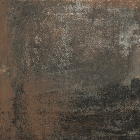 Rust Metal Coal by Rondine | Ceramic tiles