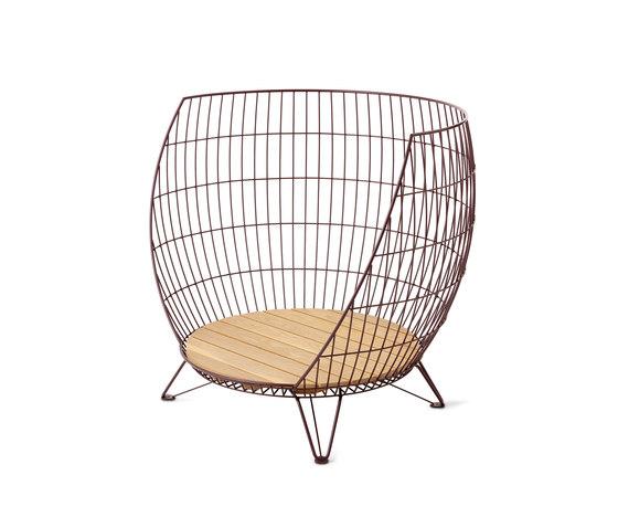 Basket armchair / Big de nola | Sillones