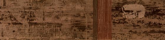Tabula Cappuccino | Tracce Marron Listone by Rondine | Ceramic tiles