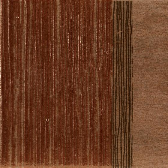 Tabula Cappuccino | Tracce Marron Tozzetto by Rondine | Ceramic tiles