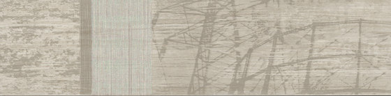 Tabula Fog | Tracce Bianco Listone by Rondine | Ceramic tiles
