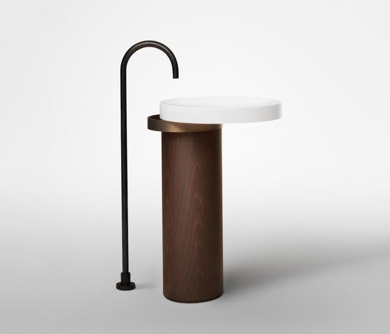 Eccentrico by Falper | Wash basins