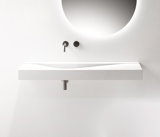 Wave by Falper | Wash basins