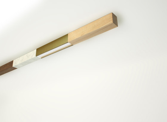 Bloc End by Eden Design | Ceiling lights