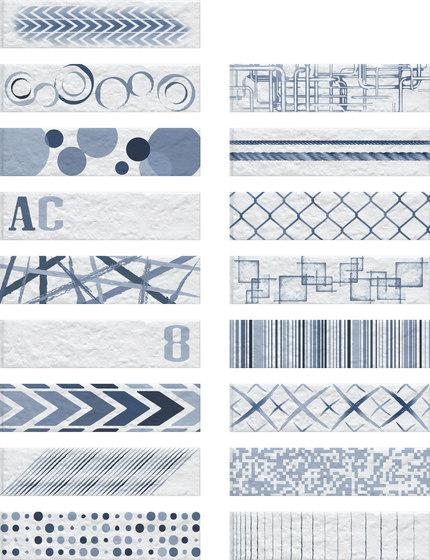 Urban & Colors Balene | Track Brick von Rondine | Keramik Fliesen