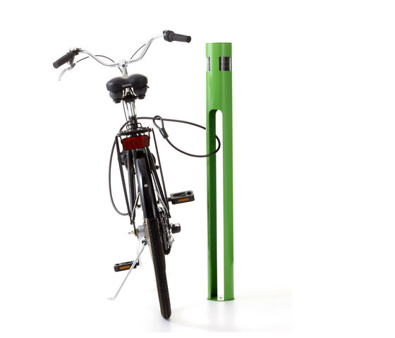 Solar Cell bicycle stand by nola | Bicycle stands