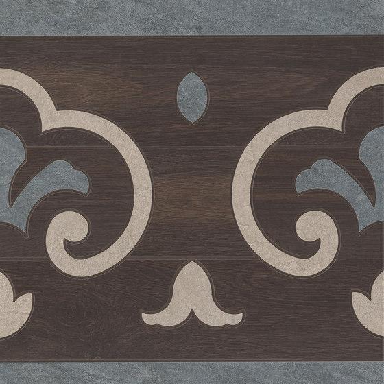 Prestige | Wenge' Ros.Fascia von Marca Corona | Keramik Fliesen