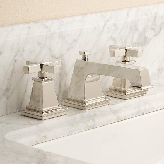 Malvina by Newport Brass | Wash basin taps