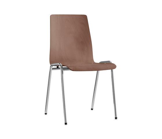 plenum 8-320 von horgenglarus   Stühle
