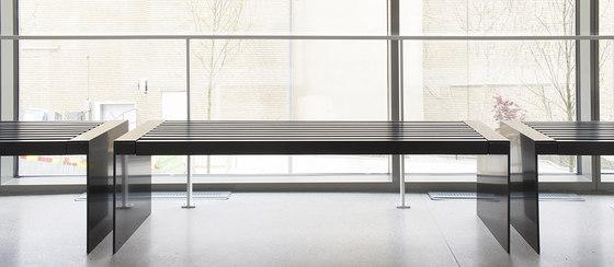 Paxa light bench by nola | Benches