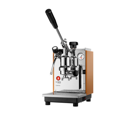 Cremina marrone by Olympia Express SA | Coffee machines