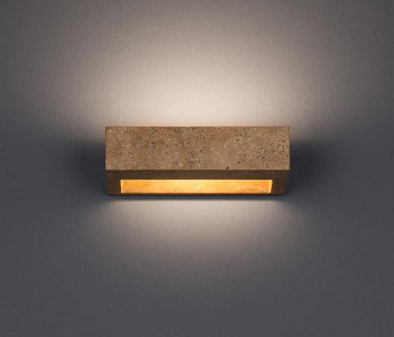 Block Wall by Mondo Marmo Design | Wall lights