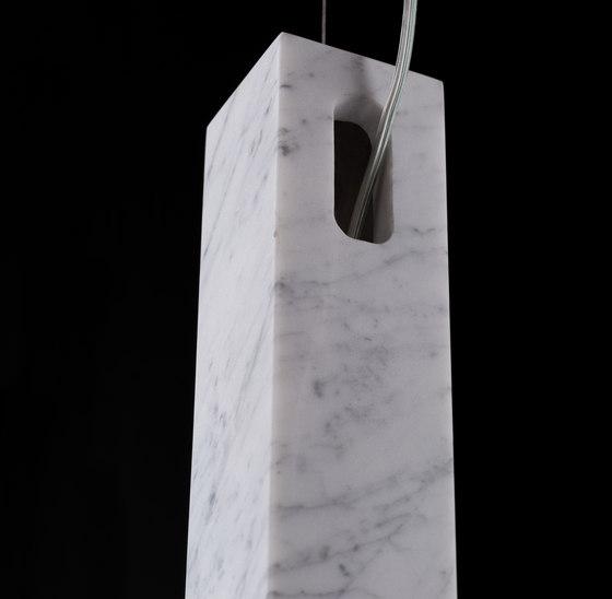 Block Spot by Mondo Marmo Design | Suspended lights
