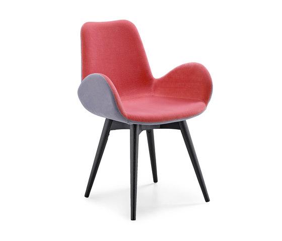 Dalia PB LG by Midj | Chairs