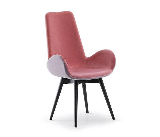 Dalia PA LG by Midj | Chairs