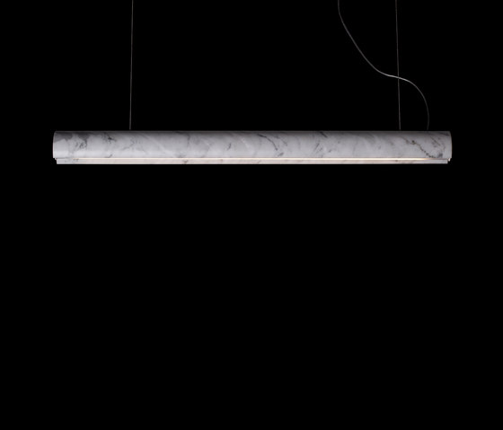 Block Round by Mondo Marmo Design | Suspended lights