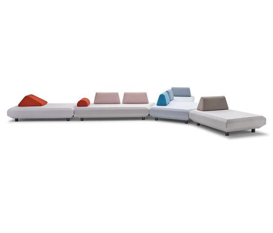 Bento Modulares Polstersystem von Varaschin | Sofas