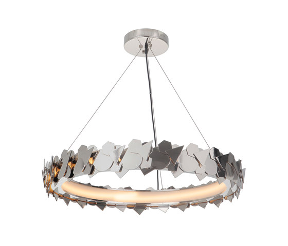 Bangle by Craftmade | Suspended lights