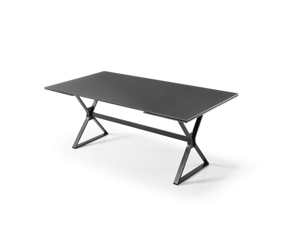 HYPE extendible table by Fiam Italia | Dining tables