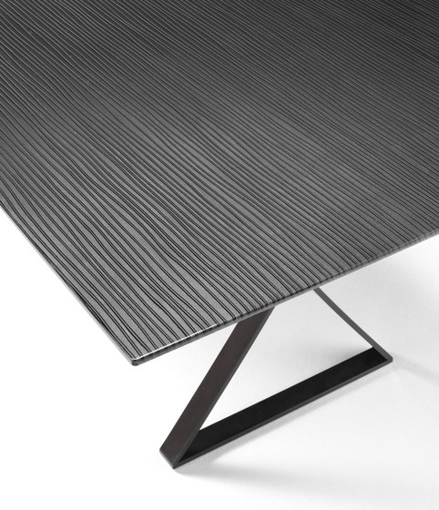 HYPE table by Fiam Italia | Dining tables