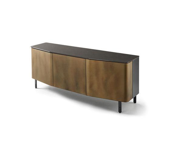 PLANA cupboard by Fiam Italia | Sideboards