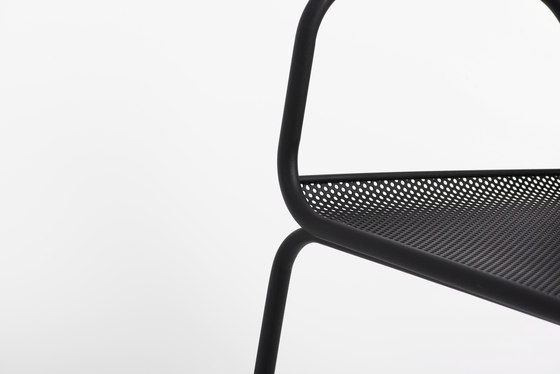 Nasz Chair Black by tre product | Chairs