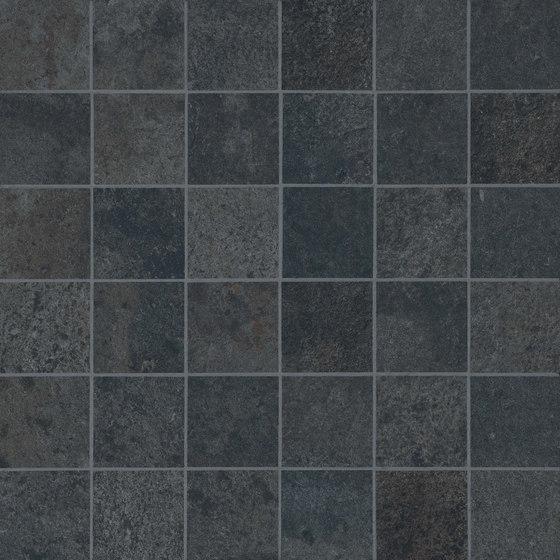 Springstone   Black Tessere by Marca Corona   Ceramic tiles