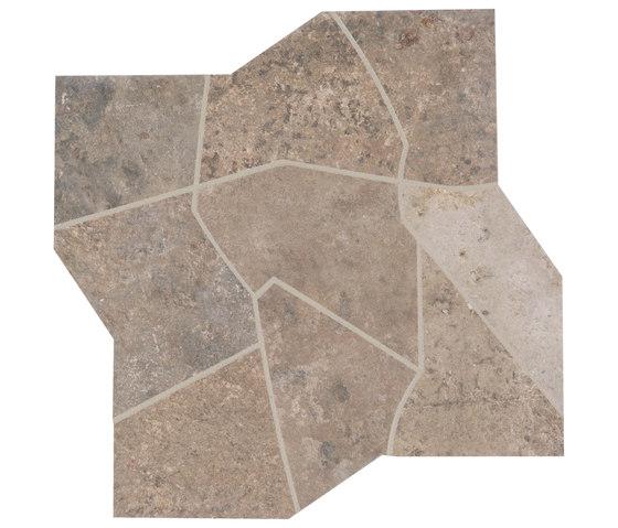 Springstone | Beige Modulo C/3 di Marca Corona | Piastrelle ceramica