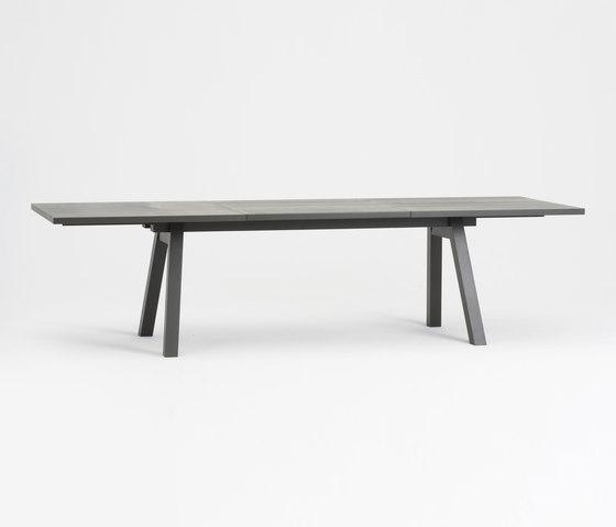 Piano Table Ash Grey de tre product | Tables de repas