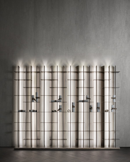 CCLight by Flou | Shelving