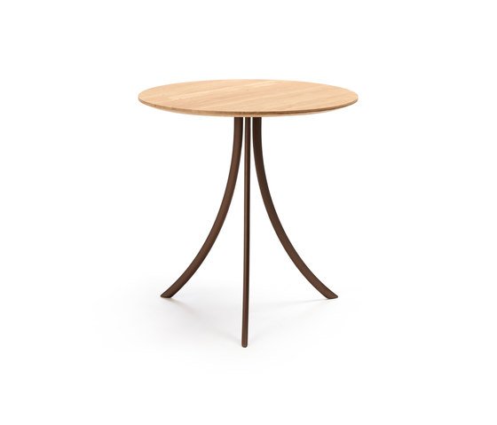 Bistro table stand round top by Expormim | Dining tables