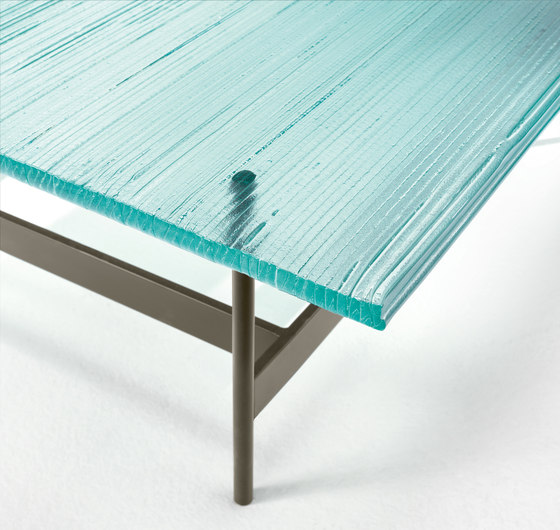 WAVES table basse de Fiam Italia | Tables basses