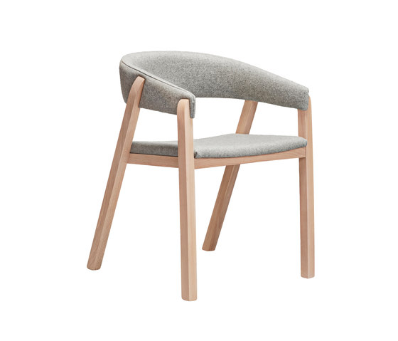 Oslo Chair by Missana | Chairs