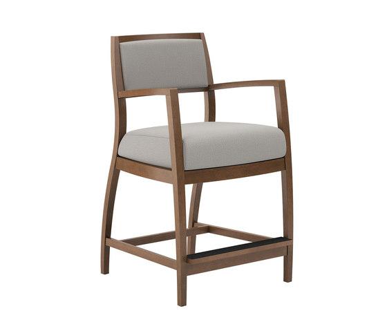 Acquaint Seating de National Office Furniture | Taburetes de bar