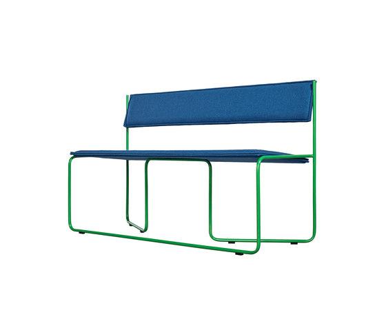 Trampolin Bench de Missana   Bancos