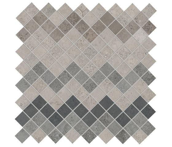 Street | Zig Zag Tessere by Marca Corona | Ceramic tiles