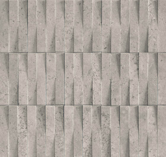 Street | Light Brick 3D di Marca Corona | Piastrelle ceramica