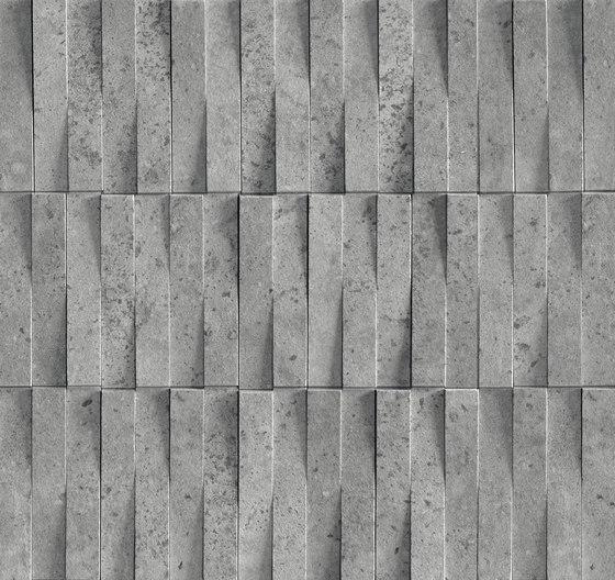 Street | Silver Brick 3D de Marca Corona | Baldosas de cerámica