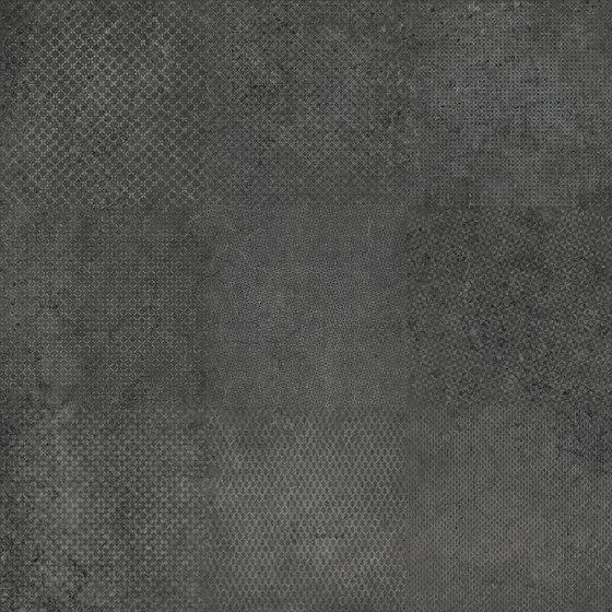 Street | Dark Dec.60 Rett. by Marca Corona | Ceramic tiles