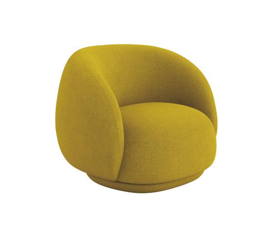 Julep by Tacchini Italia | Lounge chairs