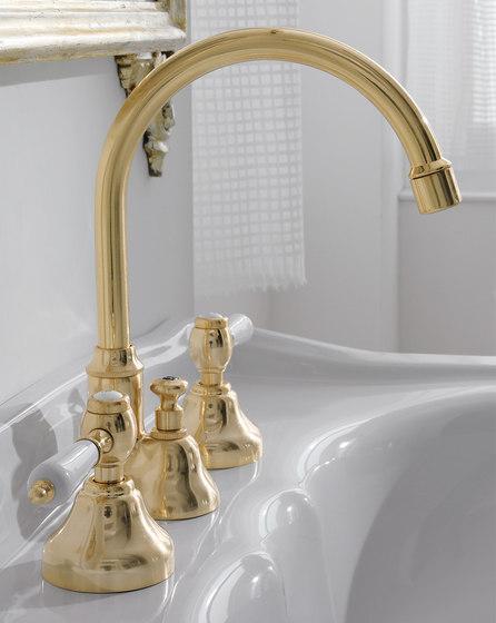 803 by Rubinetterie Zazzeri | Wash basin taps