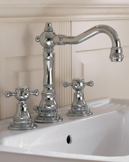 Kent 2 by Rubinetterie Zazzeri   Wash basin taps
