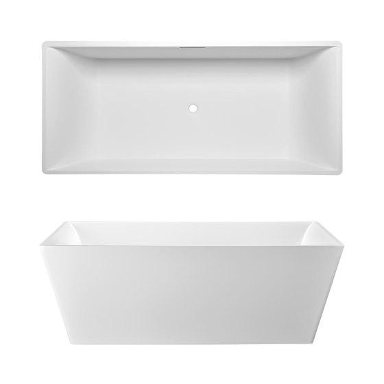 Pagode | Free standing bathtub by THG Paris | Bathtubs