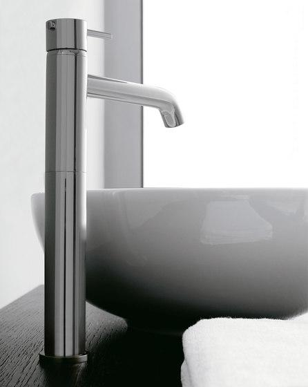 Modo 5 by Rubinetterie Zazzeri | Wash basin taps
