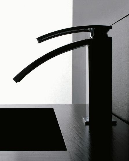 Moon Mono by Rubinetterie Zazzeri | Wash basin taps