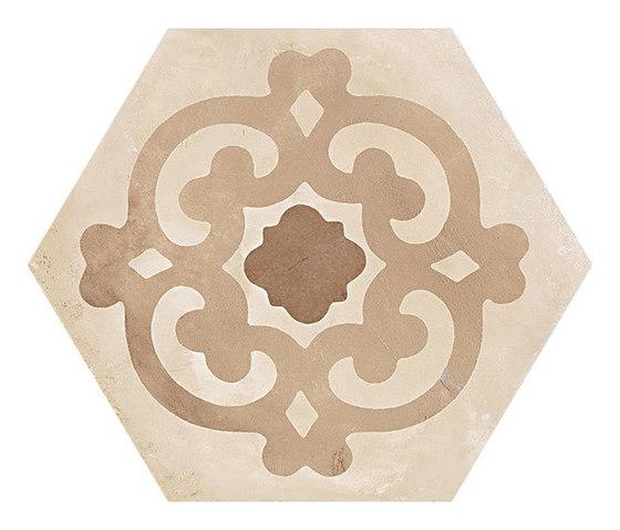 Terra | Fiore Vers.C von Marca Corona | Keramik Fliesen