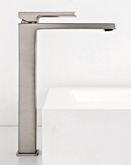 Qquadro by Rubinetterie Zazzeri | Wash basin taps