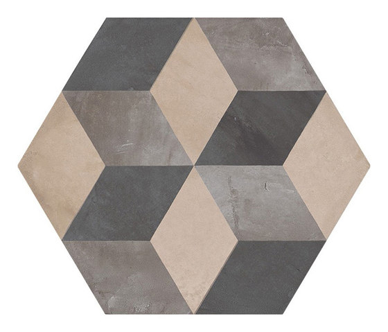 Terra | Cubo Esa Vers.F de Marca Corona | Carrelage céramique
