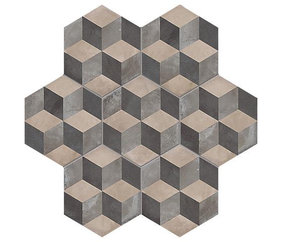 Terra   Cubo Esa Vers.F by Marca Corona   Ceramic tiles