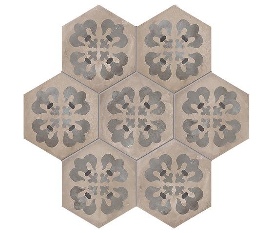 Terra   Giglio Esa Ver.F di Marca Corona   Piastrelle ceramica
